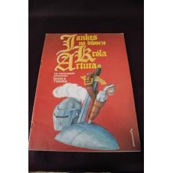 Jankes na dworze Króla Artura  - na motywach powieści Marka Twaina