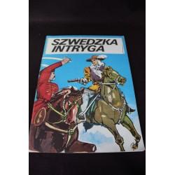 Szwecka Intryga. Złowrogi półksiężyc - Ł. Modroń