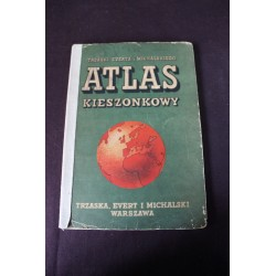 Atlas kieszonkowy - Trzaska, Evert i Michalski