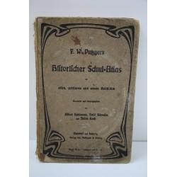 Historischer Schul - Atlas - F.W. Putzers