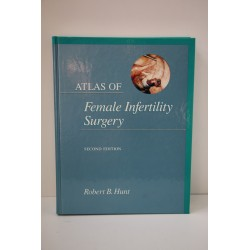 Atlas of Female Infertility Surgery-R.B.Hunt