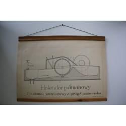 Tablica - Holender półmasowy