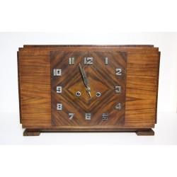 Zegar kominkowy Art Deco Gustaw Becker