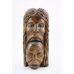 Rzeźba z drewna lipowego II poł. XXw