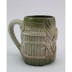 Kufel kolekcjonerski ceramiczny Rosja