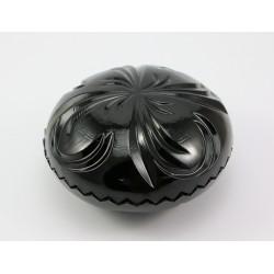 Bomboniera - szkło hialitowe - Ząbkowice
