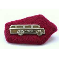 Odznaka na patkę MPK
