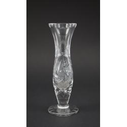 Mały wazon kryształowy