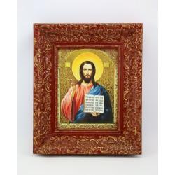 Ikona obraz religijny Jezus (reprodukcja)