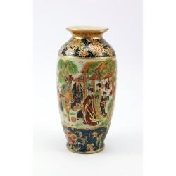 Mały wazon ręcznie malowany - Chiny