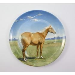Talerz Bradex The American Quarterhorse