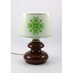 Lampa Polam - ceramika i szkło