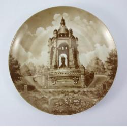 Talerz kolekcjonerski Kaiser Porta Westfalica
