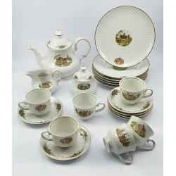 Serwis do herbaty lub kawy 6 osób Mitterteich