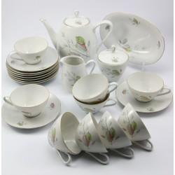 Serwis do herbaty - 9 osób - Bavaria