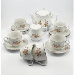 Serwis do kawy lub herbaty Ćmielów 6os.