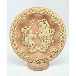 Talerz kolekcjonerski Romeo i Julia - Bradex