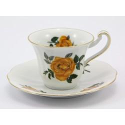 Filiżanka porcelanowa - duo - O. Schaller