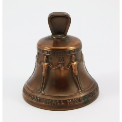 Dzwonek miedziany
