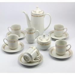 Serwis porcelanowy dla 5 osób - Ćmielów
