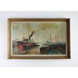Obraz olejny na płótnie - H. J. Pauwels