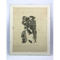 Obraz - Smok malowany na papierze ryżowym