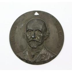 Plakieta przedwojenna Tyblewski,Wojciechowski