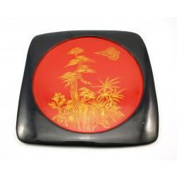 Obraz - plakieta - Chińska laka