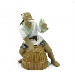 Figurka Chińczyk - rybak