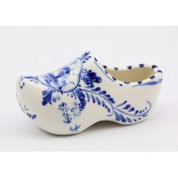 Chodak - but porcelanowy Delft wiatraki