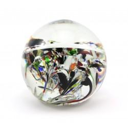 Szklana kula - przycisk do papieru
