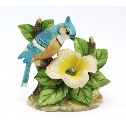 Figurka ptak - biskwit - ręcznie malowana