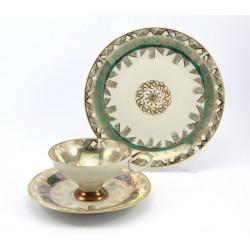 Filiżanka porcelanowa -trio Edelstein Bavaria
