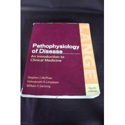 Pathophysiology of Disease: An Introduction to Clinical Medicine -fourth edition- S.J. McPhee, V.R. Lingappa, W.F. Ganong