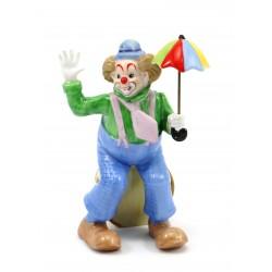 Figurka porcelanowa klaun Charly's Tales
