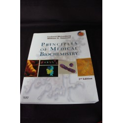 Principles of Medical Biochemistry- 2nd edition - Gerhard Meisenberg, William H. Simmons