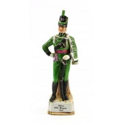 Figurka - żołnierz - oficer Anglia