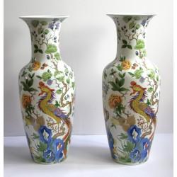 Ogromny wazon Kaiser- dwie sztuki