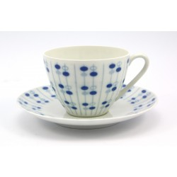 Filiżanka porcelanowa - duo sygn. Arzberg