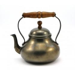 Dzbanek - imbryk cynowy - czajnik