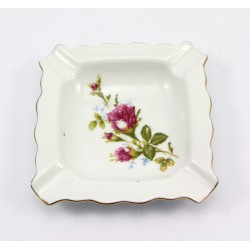Popielniczka porcelanowa - Karolina