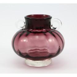 Mały szklany wazon - Tarnowiec
